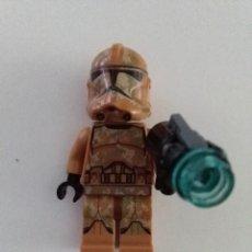 Juegos construcción - Lego: LEGO FIGURA MINIFIGURA STAR WARS SOLDADO IMPERIAL 75089 2015.. Lote 253507640