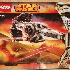 Juegos construcción - Lego: LEGO STAR WARS 75082 - LIBRO DE INSTRUCCIONES. Lote 255345270