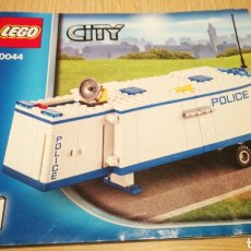 Juegos construcción - Lego: LEGO CITY 60044 - LIBRO DE INSTRUCCIONES. Lote 255345485