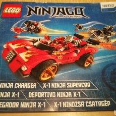 Juegos construcción - Lego: LEGO NINJAGO - N ° 70727 / 2. Lote 255345800