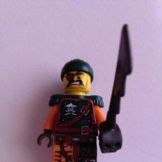Juegos construcción - Lego: LEGO FIGURA NINJAGO MASTERS OF SPINJITZU MINIFIGURA.. Lote 255359010
