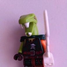 Juegos construcción - Lego: LEGO FIGURA NINJAGO MASTERS OF SPINJITZU MINIFIGURA.. Lote 255359125