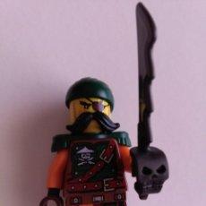 Juegos construcción - Lego: LEGO FIGURA NINJAGO MASTERS OF SPINJITZU MINIFIGURA.. Lote 255359235