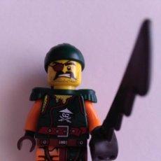 Juegos construcción - Lego: LEGO FIGURA NINJAGO MASTERS OF SPINJITZU MINIFIGURA.. Lote 255359320