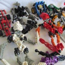 Juegos construcción - Lego: FIGURAS BIONICLE LEGO TRANSFORMERS. Lote 255364020
