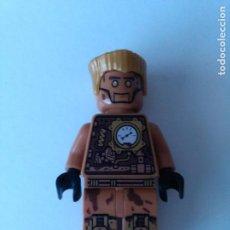 Juegos construcción - Lego: LEGO FIGURA NINJAGO MASTERS OF SPINJITZU MINIFIGURA.. Lote 255377845
