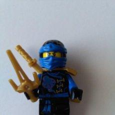 Juegos construcción - Lego: LEGO FIGURA NINJAGO MASTERS OF SPINJITZU MINIFIGURA.. Lote 255377900