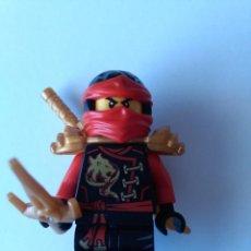 Juegos construcción - Lego: LEGO FIGURA NINJAGO MASTERS OF SPINJITZU MINIFIGURA.. Lote 255378090