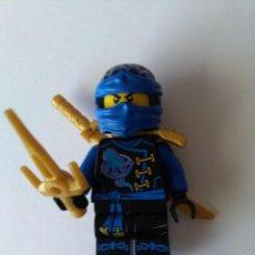 Juegos construcción - Lego: LEGO FIGURA NINJAGO MASTERS OF SPINJITZU MINIFIGURA.. Lote 255378170