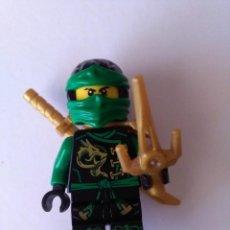 Juegos construcción - Lego: LEGO FIGURA NINJAGO MASTERS OF SPINJITZU MINIFIGURA.. Lote 255378285