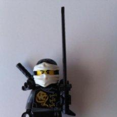 Juegos construcción - Lego: LEGO FIGURA NINJAGO MASTERS OF SPINJITZU MINIFIGURA.. Lote 255379695