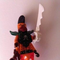 Juegos construcción - Lego: LEGO FIGURA NINJAGO MASTERS OF SPINJITZU MINIFIGURA.. Lote 255379720