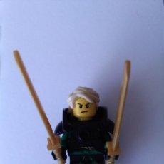 Juegos construcción - Lego: LEGO FIGURA NINJAGO MASTERS OF SPINJITZU MINIFIGURA.. Lote 255379770