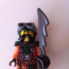 Juegos construcción - Lego: LEGO FIGURA NINJAGO MASTERS OF SPINJITZU MINIFIGURA.. Lote 255379810