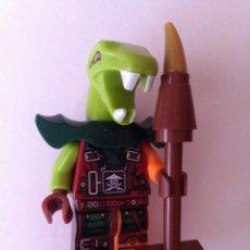Juegos construcción - Lego: LEGO FIGURA NINJAGO MASTERS OF SPINJITZU MINIFIGURA.. Lote 255380725