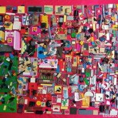 Juegos construcción - Lego: LOTE LEGO CONSTRUCCIÓN 1160 PIEZAS VARIADAS 2.840KG. Lote 255923330
