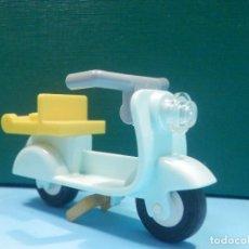 Juegos construcción - Lego: LEGO - MOTO - CICLOMOTOR TIPO VESPA -. Lote 257405175