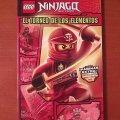 Lote 260625630: LEGO NINJAGO. EL TORNEO DE LOS ELEMENTOS