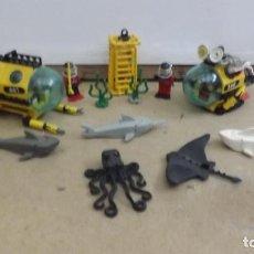Juegos construcción - Lego: LEGO SYSTEM BASE SUBMARINA REF.6442.AÑO 1997.. Lote 260748775