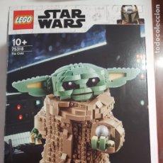 Juegos construcción - Lego: LEGO REF.75318 YODA STAR WARS MANDALORIAN ESTADO NUEVO SIN USAR. Lote 261124635