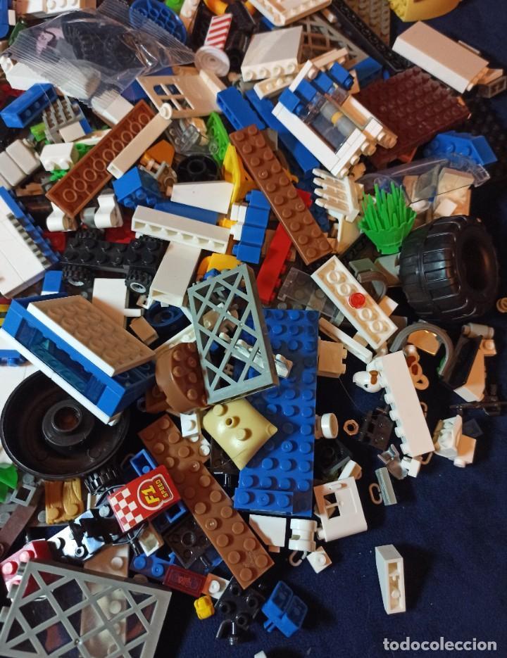 Juegos construcción - Lego: Lote de Piezas de construccion Mega Blocks y similar.1.473 gramos - Foto 4 - 261612900