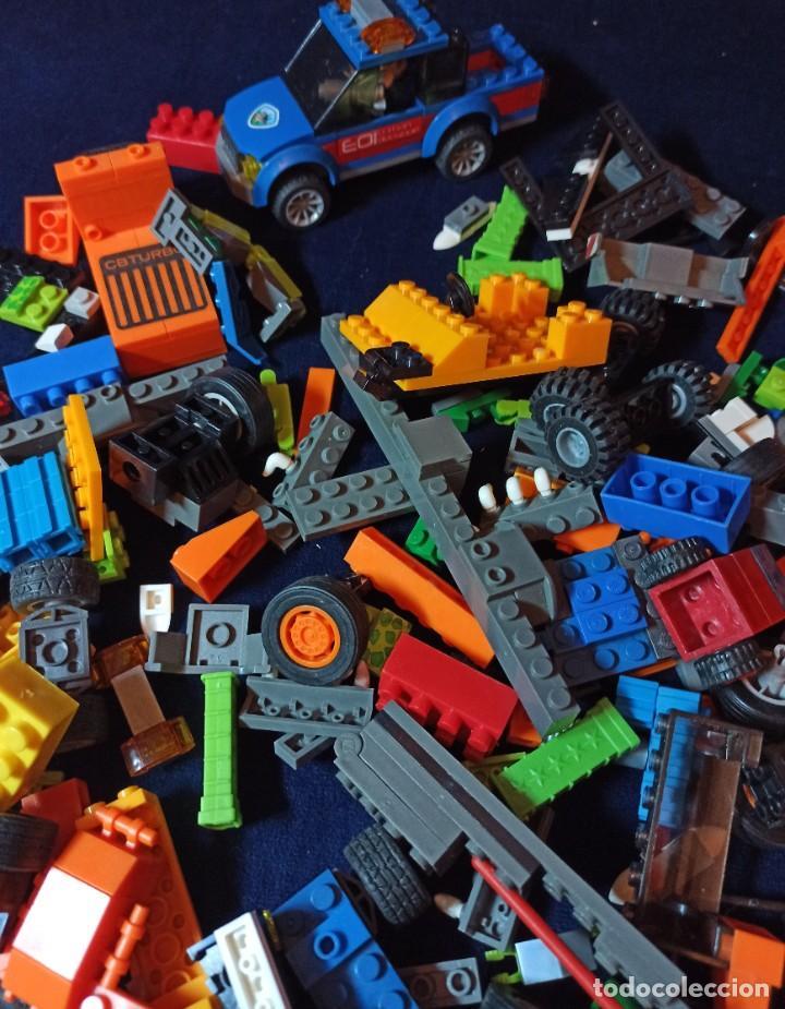 Juegos construcción - Lego: Lote de Piezas de construccion Mega Blocks y similar.804 gramos - Foto 5 - 261613035