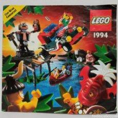 Juegos construcción - Lego: LEGO CATÁLOGO 40 PÁGINAS AÑO 1994. Lote 261672810