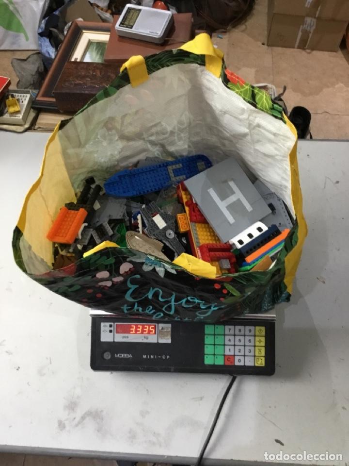 LOTE DE 3.335 KG LEGO .VER FOTOS (Juguetes - Construcción - Lego)