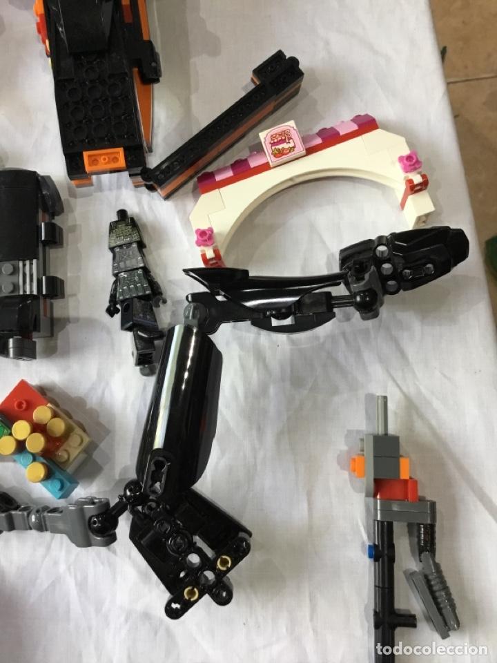 Juegos construcción - Lego: Lote 4.490 kg Lego piezas de construcción.figuras.ver fotos - Foto 6 - 261876165