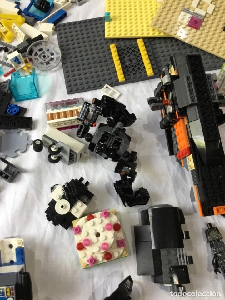 Juegos construcción - Lego: Lote 4.490 kg Lego piezas de construcción.figuras.ver fotos - Foto 8 - 261876165