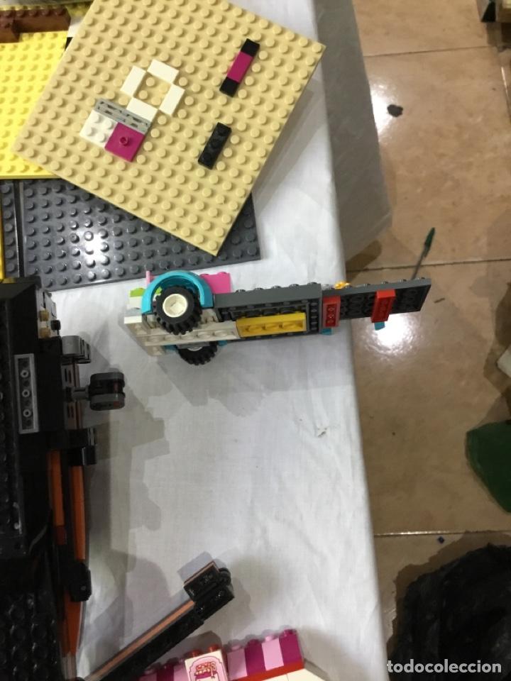 Juegos construcción - Lego: Lote 4.490 kg Lego piezas de construcción.figuras.ver fotos - Foto 9 - 261876165
