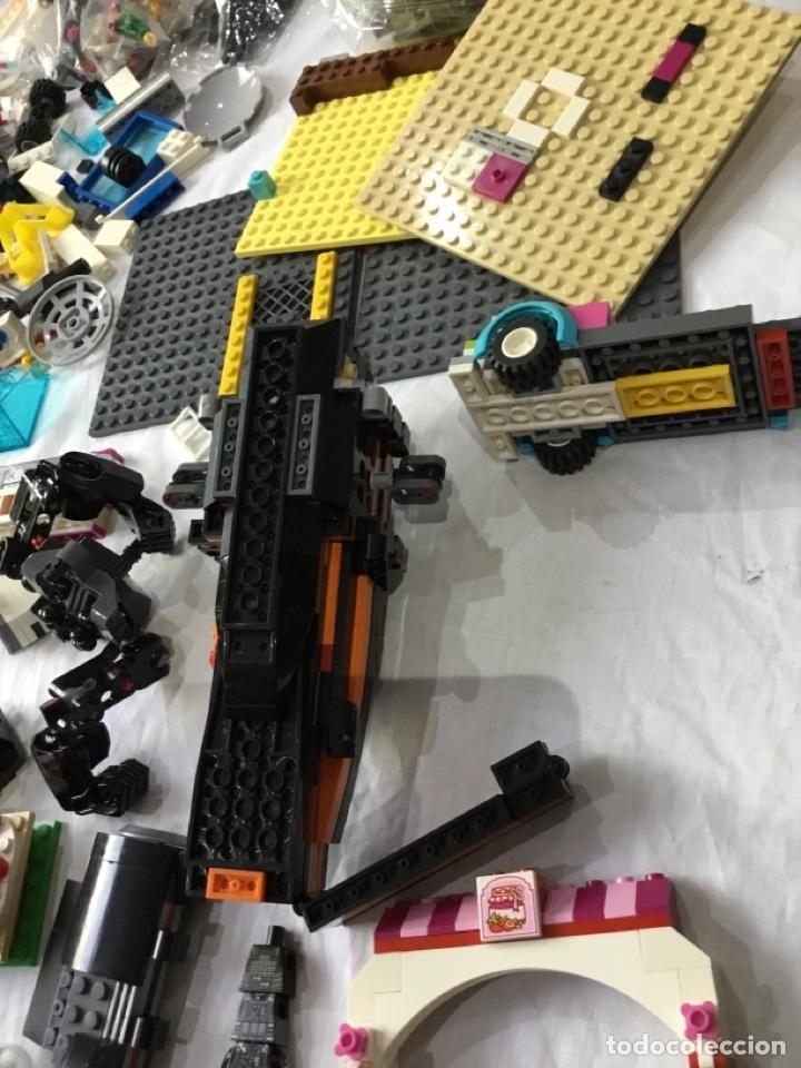Juegos construcción - Lego: Lote 4.490 kg Lego piezas de construcción.figuras.ver fotos - Foto 10 - 261876165