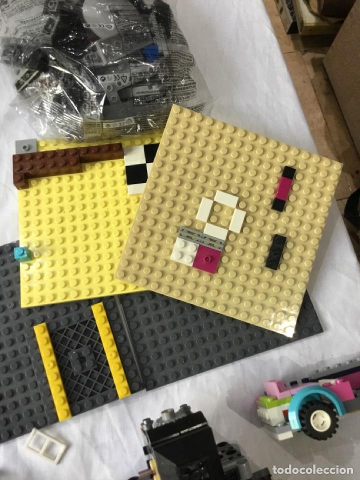 Juegos construcción - Lego: Lote 4.490 kg Lego piezas de construcción.figuras.ver fotos - Foto 11 - 261876165