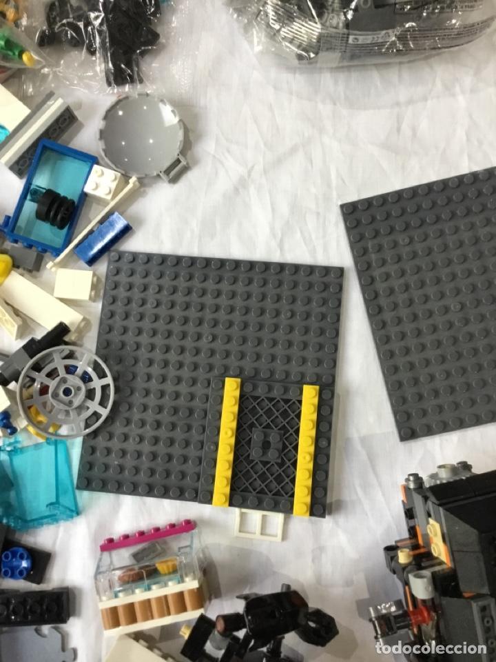 Juegos construcción - Lego: Lote 4.490 kg Lego piezas de construcción.figuras.ver fotos - Foto 12 - 261876165