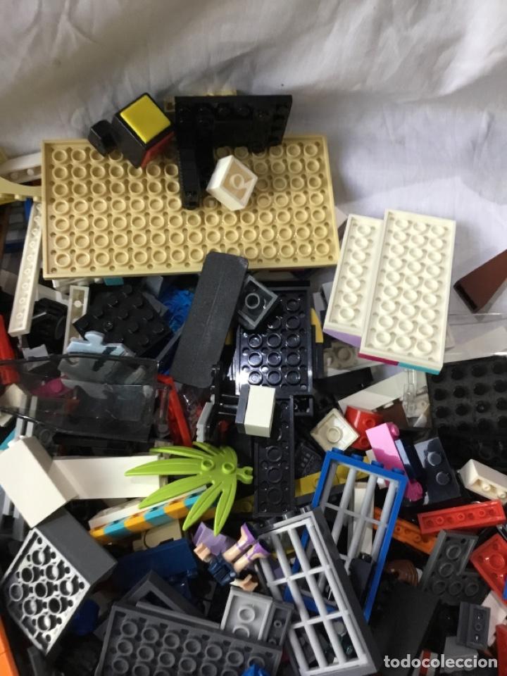 Juegos construcción - Lego: Lote 4.490 kg Lego piezas de construcción.figuras.ver fotos - Foto 15 - 261876165