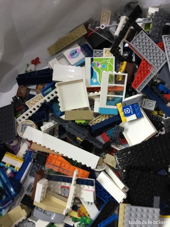 Juegos construcción - Lego: Lote 4.490 kg Lego piezas de construcción.figuras.ver fotos - Foto 17 - 261876165