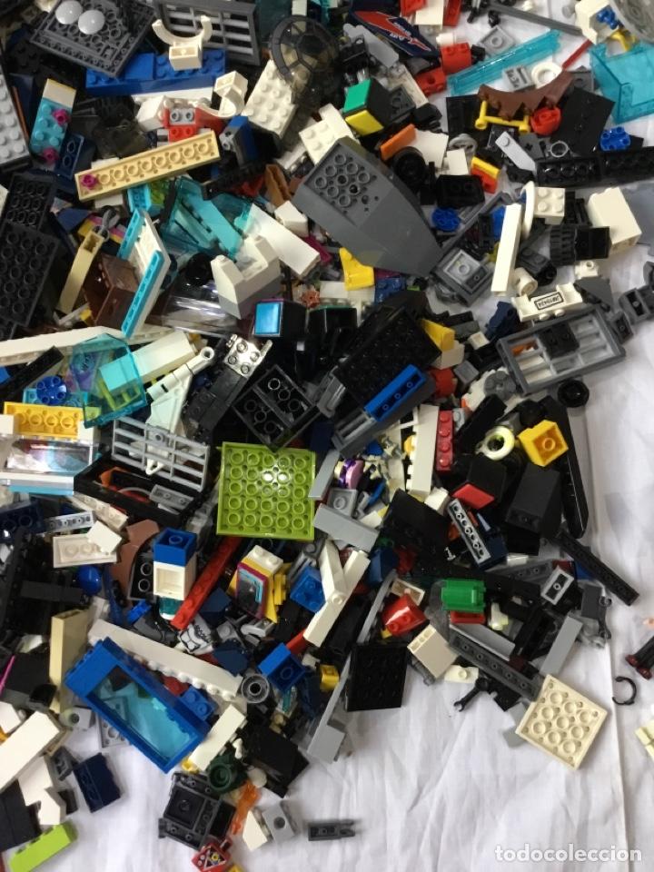 Juegos construcción - Lego: Lote 4.490 kg Lego piezas de construcción.figuras.ver fotos - Foto 21 - 261876165