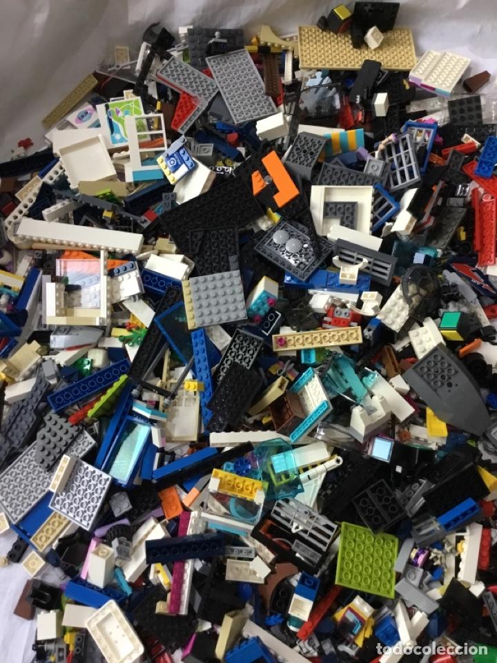 Juegos construcción - Lego: Lote 4.490 kg Lego piezas de construcción.figuras.ver fotos - Foto 23 - 261876165