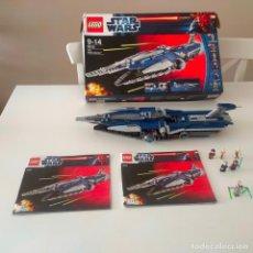 Juegos construcción - Lego: STAR WARS. THE MALEVOLENCE DE LEGO 9515. COMPLETO, CON INSTRUCCIONES Y EN MUY BUEN ESTADO. VER FOTOS. Lote 261919610