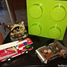 Juegos construcción - Lego: LOTE LEGO CAJA INCLUIDA. Lote 261957505