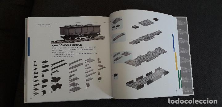 Juegos construcción - Lego: 11-00653-ISBN- 978-84-415-4017-0 -LEGO TRENES - HOLGER MATTHES TAPA DURA -247 PAG- - Foto 4 - 261999920