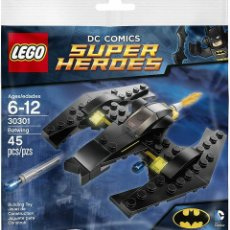 Juegos construcción - Lego: LEGO 30301 BATWING. BOLSA. Lote 262009750