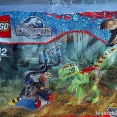 Juegos construcción - Lego: LEGO 30320. LEGO JURASSIC WORLD. GALLIMIMUS. BOLSA NUEVA. Lote 262011080