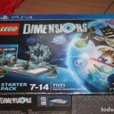 Juegos construcción - Lego: 71171 LEGO DIMENSIONS PS4. Lote 262022235
