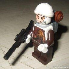 Juegos construcción - Lego: FIGURA DENGAR STAR WARS ORIGINAL DE LEGO. Lote 262364955