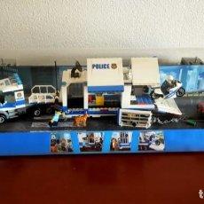 Juegos construcción - Lego: LEGO CITY EXPOSITOR DE TIENDA (COMO NUEVO) 56 CM STAR WARS-PLAYMOVIL-TENTE-TECHNIC. Lote 263083940
