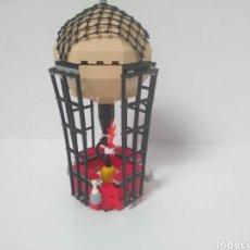Juegos construcción - Lego: LEGO 5988 7415 TEMPLO ANUBIS GLOBO AEROSTÁTICO RUINAS FARAON EGIPCIO EGIPTO COCHE SARCOFAGO TUMBA. Lote 263217110