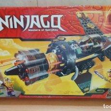 Juegos construcción - Lego: JUEGO DE CONSTRUCION DE LEGO NINJAGO MASTER OF SPINJITZU. Lote 264077815