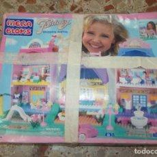 Juegos construcción - Lego: MEGA BLOKS FANTASY,SHOPPING AVENUE,CAJA ORIGINAL,1995. Lote 264762104