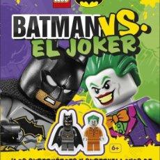 Juegos construcción - Lego: BATMAN VS EL JOKER LEGO DC CON DOS MINIFIGURAS NUEVO SIN ABRIR MAS ARTICULOS. Lote 264795659
